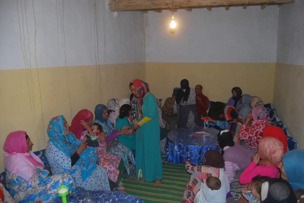 P04_Maroc-Les participantes s'impliquent